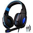 povoljno Smart Wristbands-KOTION EACH G4000 Slušalice za igranje Žičano Igranje S mikrofonom S kontrolom glasnoće