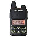 ieftine Walkie Talkies-baofeng® bf-t1 walkie talkie handheld 3km-5km 20 1 w radio cu două căi