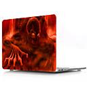 """رخيصةأون أزهار اصطناعية-MacBook Case with Protectors جمجمة جميلة PVC إلى MacBook 12'' / Macbook Pro """"15جديد / New MacBook Air 13"""" 2018"""