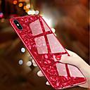 povoljno Jastuci-Θήκη Za Apple iPhone XS / iPhone XR / iPhone XS Max Otporno na trešnju / Pozlata / Ultra tanko Stražnja maska Jednobojni Tvrdo Kaljeno staklo