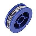 povoljno Soldering Iron & Accessories-0.8mm tin olovo folija jezgra lemljenje žica za lemljenje 3.5x1.1cm flux sadržaja lemljenje lemljenje žica roll