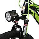 رخيصةأون يغطي السيارة-LED اضواء الدراجة ضوء الدراجة الأمامي مصابيح الدراجة LED دراجة جبلية الدراجة ركوب الدراجة ضد الماء محمول سريع الإصدار مضاعف AAA 400 lm البطارية أبيض أخضر
