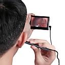 ieftine Pânză Pescuit-4.3 salvați afișajul de înaltă definiție luminos strălucitor alegeți urechea nasul și gâtul curățarea urechii de curățare ureche endoscop ureche