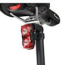 رخيصةأون اضواء الدراجة-LED اضواء الدراجة ضوء الدراجة الخلفي أضواء السلامة دراجة جبلية الدراجة ركوب الدراجة ضد الماء سطوع رائع محمول AAA 1000 lm بطاريات تعمل بالطاقة أحمر Camping / Hiking / Caving أخضر - RAYPAL