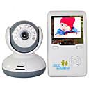 "povoljno Dječji monitori-monitor za bebe 9020d 380tvl 1/4 ""cmos 70 ° noćni vidni raspon 2-3 m 2,4ghz 2,4"" tft lcd"