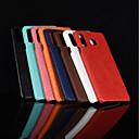 رخيصةأون حافظات / جرابات هواتف جالكسي S-غطاء من أجل Samsung Galaxy A5(2018) / A6 (2018) / A6+ (2018) مثلج غطاء خلفي لون سادة قاسي جلد PU
