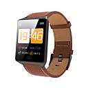 povoljno Smart Wristbands-Indear CK12 Muškarci Smart Narukvica Android iOS Bluetooth Sportske Vodootporno Heart Rate Monitor Mjerenje krvnog tlaka Ekran na dodir Brojač koraka Podsjetnik za pozive Mjerač aktivnosti Mjerač sna