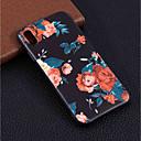 povoljno Naušnice-Θήκη Za Apple iPhone XS / iPhone XR / iPhone XS Max Uzorak Stražnja maska Cvijet Mekano TPU