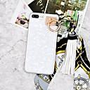 povoljno iPhone maske-Θήκη Za Apple iPhone X / iPhone 8 Plus / iPhone 8 Uradi sam Stražnja maska Crtani film Mekano TPU