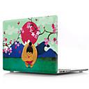 """povoljno iPhone maske-MacBook Slučaj Crtani film PVC za MacBook Pro 13"""" / MacBook Pro 15"""" s Retina zasonom / New MacBook Air 13"""" 2018"""
