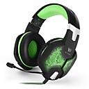 povoljno Smart Wristbands-KOTION EACH G1000 Slušalice za igranje Kabel Igranje S mikrofonom S kontrolom glasnoće