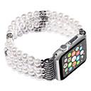 ieftine Lumini de Panou-Uita-Band pentru Apple Watch Series 5/4/3/2/1 Apple Design Bijuterie Ceramică Curea de Încheietură