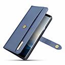 povoljno Samsung oprema-Θήκη Za Samsung Galaxy Note 9 / Note 8 Utor za kartice / Otporno na trešnju / Zaokret Korice Jednobojni Tvrdo PU koža