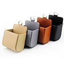 povoljno Jastuci za strukom naslona za glavu-Oganizeri za auto Storage Boxes Koža Za Univerzális Sve godine Svi modeli