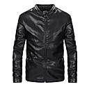 رخيصةأون جهاز فيديو DVR للسيارة-AOWOFS ED-1833 ملابس نارية Jacket إلى الرجال جلد PU / مزيج القطن / البوليستر / بوليستر ربيع & الصيف / الشتاء مقاومة للاهتراء / حماية / أفضل جودة