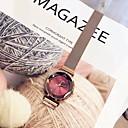 voordelige Galaxy A7(2016) Hoesjes / covers-Dames Dress horloge Polshorloge Gouden Horloge Kwarts Goud Rose Nieuw Design Vrijetijdshorloge Analoog Dames Elegant minimalistische - Blauw Donker rood Khaki
