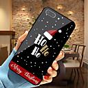 رخيصةأون أغطية أيفون-غطاء من أجل Apple iPhone XS / iPhone XR / iPhone XS Max نموذج غطاء خلفي عيد الميلاد ناعم TPU