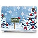 ieftine Becuri LED-Macbook case ulei de arta pictura / Crăciun pvc pentru aer pro retina 11 12 13 15 carcasa laptop pentru Macbook nou pro 13.3 15 inch cu touchbar