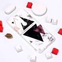 voordelige Hoesjes / covers voor Huawei-hoesje Voor Huawei Mate RS Porsche Design / Mate 10 / Mate 10 pro Patroon Achterkant Marmer Zacht TPU