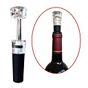 cheap Barware-Vacuum Wine Stopper Beer Champagne Bottle Sealed Stopper Airtight Pump