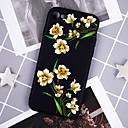 رخيصةأون أغطية أيفون-غطاء من أجل Apple iPhone XS / iPhone XR / iPhone XS Max نموذج غطاء خلفي زهور ناعم TPU