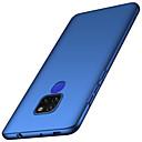 povoljno Maske/futrole za Huawei-Θήκη Za Huawei Mate 10 / Mate 10 pro / Mate 10 lite Mutno Stražnja maska Jednobojni Tvrdo PC / Mate 9 Pro