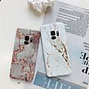povoljno Maske/futrole za Galaxy S seriju-Θήκη Za Samsung Galaxy S9 / S9 Plus / S8 Plus Mutno / Uzorak Stražnja maska Mramor Tvrdo PC