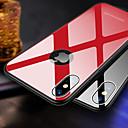 povoljno iPhone maske-Θήκη Za Apple iPhone XS / iPhone XR / iPhone XS Max Ultra tanko Stražnja maska Jednobojni Tvrdo TPU / Kaljeno staklo
