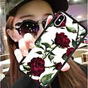 povoljno iPhone maske-Θήκη Za Apple iPhone XS / iPhone XR / iPhone XS Max Uzorak Stražnja maska Cvijet Tvrdo Silikon / PC