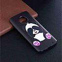 رخيصةأون Motorola أغطية / كفرات-غطاء من أجل موتورولا MOTO G6 / Moto G6 Plus / موتو G5 زائد نموذج غطاء خلفي باندا ناعم TPU