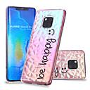 رخيصةأون Huawei أغطية / كفرات-غطاء من أجل Huawei Huawei Nova 3i / Huawei P smart / Huawei P Smart Plus نموذج غطاء خلفي جملة / كلمة ناعم TPU