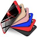 رخيصةأون حافظات / جرابات هواتف جالكسي S-غطاء من أجل Huawei Huawei Honor 10 ضد الصدمات / مثلج غطاء خلفي لون سادة قاسي الكمبيوتر الشخصي