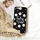 povoljno Zaštita zaslona za iPhone XR-Θήκη Za Apple iPhone XS / iPhone XR / iPhone XS Max Uzorak Stražnja maska Cvijet Mekano TPU