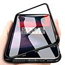 povoljno Maske/futrole za Galaxy A seriju-Θήκη Za OnePlus OnePlus 6 Otporno na trešnju / S magnetom Stražnja maska Jednobojni Tvrdo Kaljeno staklo