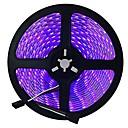 povoljno LED svjetla u traci-5m RGB svjetleće trake 300 LED diode SMD5050 Više boja Vodootporno / Cuttable / Ukrasno 12 V 1pc / Povezivo / Samoljepljiva