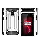 povoljno Druge maskice-Θήκη Za OnePlus One Plus 6T Otporno na trešnju Stražnja maska Oklop Tvrdo PC