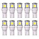 お買い得  カーインテリアライト-SO.K 10個 T10 車載 電球 5 W 160 lm LED インテリアライト