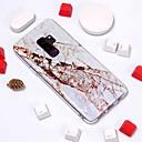 رخيصةأون حافظات / جرابات هواتف جالكسي S-غطاء من أجل Samsung Galaxy S9 / S9 Plus / S8 Plus نموذج غطاء خلفي حجر كريم ناعم TPU
