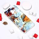 رخيصةأون حافظات / جرابات هواتف جالكسي J-غطاء من أجل Samsung Galaxy J8 (2018) / J7 (2017) / J7 (2018) نموذج غطاء خلفي حجر كريم ناعم TPU