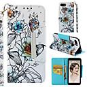 povoljno iPhone maske-Θήκη Za Xiaomi Redmi 6 Novčanik / Utor za kartice / Zaokret Korice Cvijet Tvrdo PU koža