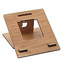 رخيصةأون Huawei أغطية / كفرات-LITBest حامل حامل الكمبيوتر المحمول خشب محمول قابل للطي زاوية قابلة للتعديل ارتفاع قابل للتعديل معجب