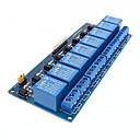 저렴한 모듈-8 채널 5v DC 릴레이 모듈 확장 보드 arduino raspberry pi dsp avr pic arm