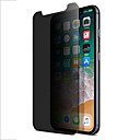 voordelige iPhone XS screenprotectors-AppleScreen ProtectoriPhone XS 9H-hardheid Volledige behuizing screenprotector 1 stuks Gehard Glas