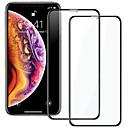 povoljno Kućišta / poklopci za Oneplus-AppleScreen ProtectoriPhone XS 9H tvrdoća Zaštita za cijelo tijelo 2 kom Kaljeno staklo