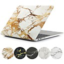 povoljno Modne ogrlice-MacBook slučaj mramor pvc slučaj za zrak pro retina 11 12 13 15 laptop poklopac slučaj za MacBook novi pro 13,3 15 inčni sa touch bar