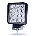 ieftine Alte Scule Electrice-JIAWEN 1 Bucată NiciUnul Mașină Becuri 48 W LED Performanță Mare 4800 lm 16 LED Frontală / Bec Muncă Pentru Παγκόσμιο Toți Anii
