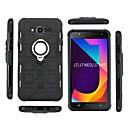 voordelige Galaxy J-serie hoesjes / covers-hoesje Voor Samsung Galaxy J7 Max / J7 Schokbestendig / Ringhouder Achterkant Schild Zacht TPU