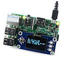 رخيصةأون حافظات / جرابات هواتف جالكسي A-waveshare 128x64 1.3inch شاشة عرض oled لتوت العليق