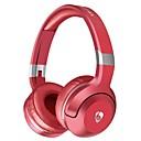 voordelige iPhone XS screenprotectors-Cooho BT-806 Over-ear hoofdtelefoon Bluetooth 4.2 Reizen en entertainment V4.2 Nieuw Design Stereo Met volumeregeling