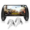 povoljno Oprema za igre na smartphoneu-S4 Bez žice Trigger igra Za Android / iOs ,  Prijenosno Trigger igra Metal 1 pcs jedinica